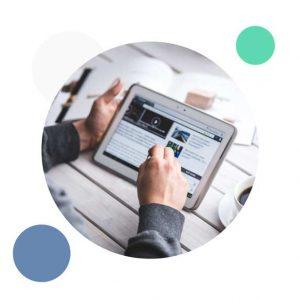 La nostra piattaforma di E-learning, per la formazione a distanza