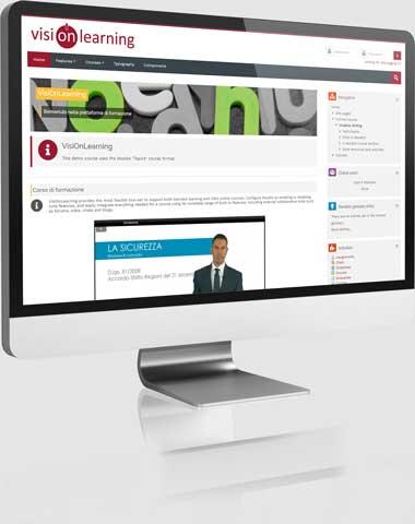 Piattaforma di LMS Un learning management system efficiente per l'erogazione dei corsi in modalità e-Learning