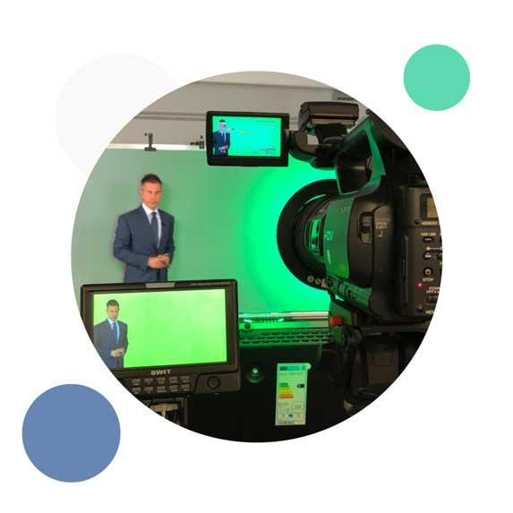 Riprese video professionali dei tuoi eventi per il tuo business